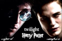 Harry Potter vs. Twilight?❤️