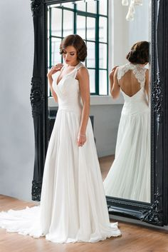 Cheap dress used, Buy Quality dresses club directly from China dresses knee Suppliers: Cheap Wedding Dress Hippie Sexy Backless Wedding Dresses Pnina Tornai Wedding Dress Vestidos Noiva Vestido P Wedding Dress Pictures, Wedding Dresses 2014, Designer Wedding Dresses, Wedding Gowns, Wedding Hair, Lace Beach Wedding Dress, Open Back Wedding Dress, Cheap Wedding Dress, Cheap Dress