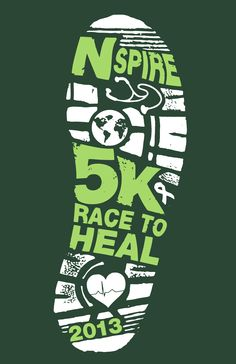 Race to Heal 5K Walk/Run  Saturday April 6, 2013 9:00AM  $25, includes dry-fit t-shirt!  @Fred Beekman Park on OSU's campus  *Benefits community nursing outreach and Gracehaven (a safe place for sex trafficked children in Columbus area)*