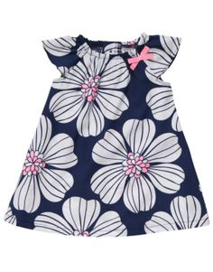 Carters Baby Girls Flutter Sleeve...