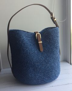 Somm Another summer bag from the bag collection by… - Tipos de Sac .- ✨ Eine weitere Sommertasche aus der Taschenkollektion von … – Tipos de Sac… ✨ Another summer bag from the bag collection … - Crochet Tote, Crochet Handbags, Crochet Purses, Hand Crochet, Crochet Shoulder Bags, Tote Bags Handmade, Summer Bags, Knitted Bags, Purses And Bags