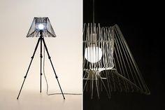 hanger lighting reuse - Google Search