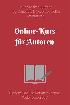 Autor werden kann jeder. In diesem Kurs lernst Du, wie Du Dein Buch vermarkten kannst