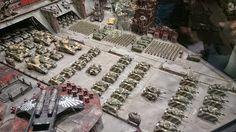 El Descanso del Escriba: Enorme galería de dioramas de Warhammer World(55 fotos desde Battle Bunnies)