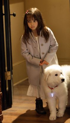 I need that Coat for my little girl!!! santa paw cast | Blu-ray Review: The Search for Santa Paws | Movie Gazette Online: DVD ...