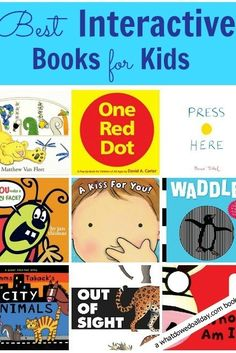 A few types of pre-reading books that work perfectly for quiet reading. They're not expected to be able to read whatsoever, I don't want them to feel like they should be.
