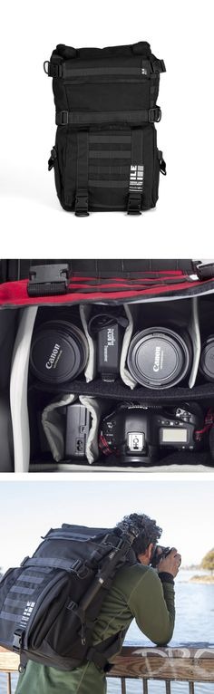 Ultimate Photo Bag  #photographer #backpack #gear