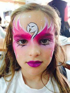 maquillaje artistico infantil mariposas - Buscar con Google