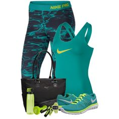 """""""Workout Wear"""" by angelysty on Polyvore"""
