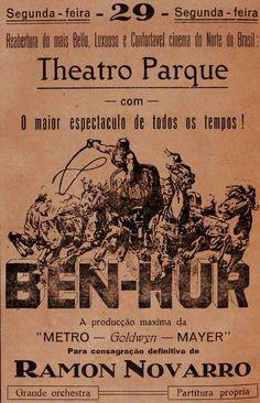 Iba Mendes: Anúncios antigos de Filmes antigos