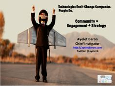 Community = Strategy + Engagement