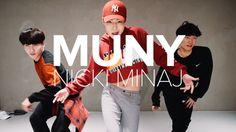Muny - Nicki Minaj / Hyojin Choi Choreography - http://thedanceguide.co.uk/muny-nicki-minaj-hyojin-choi-choreography/