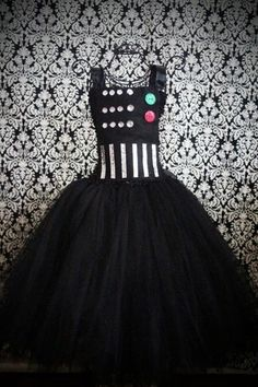 Dress from the dark side