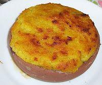 Torta de Choclo - Comida Ecuatoriana - Ecuator Food