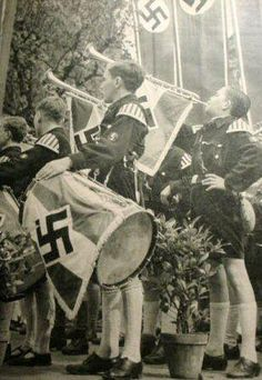 Hitler youth - WWII