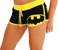 DC Comics Batman Booty Shorts $20.00