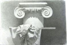 капитель академический рисунок - Поиск в Google