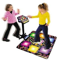 Electronic Dance Mats - The Wave Dance Maker -- Continue to the product at the image link.