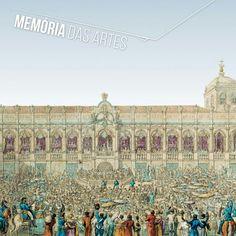 Proclamação de D. João VI podemos ver o Paço Imperial na Praça XV. Debret, Jean Baptiste