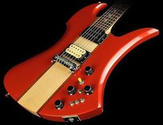 A rare B.C. Rich Mockingbird from the 1970's.