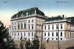 Arad, Romania - Palace of Justice