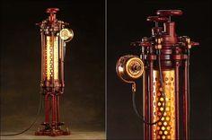 Classy Handcrafted Vintage Industrial Lighting « Randommization