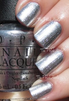 The PolishAholic: OPI Coca-Cola Collection Swatches & Review - My Signature is DC