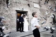 Wedding in Rome-