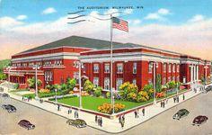 The Auditorium Milwaukee, WI