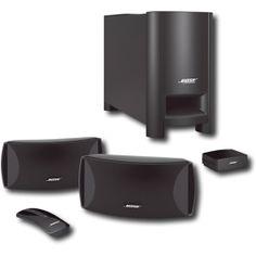 Bose® - CineMate® Series II Digital Home Theater Speaker System