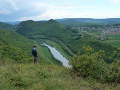 Randonnée pédestre avec vue sur la Vallée du Doubs