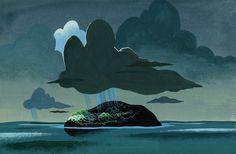 yvan duque / mysterious island