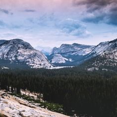 """""""I can't wait to spend more time in Yosemite when it warms up! Where are you looking forward to going this summer?"""""""