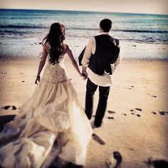 Let there be space in your togetherness, And let the winds of the heavens dance between you. Love one another but make not a bond of love: Let it rather be a moving  sea between the shores of your souls. -Khalil Gibran, The Prophet. (on Marriage)