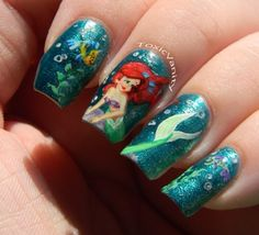 Funky nail art analisa style pinterest likewise disney winnie the pooh