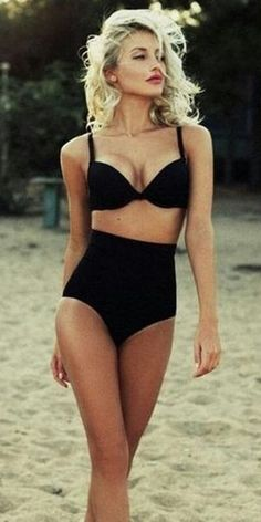 Only $19.99 for this wonderful High Waist Swimsiut!!
