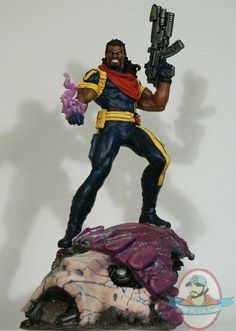 Marvel Bishop 17 inch Statue by Bowen Designs | Man of Action Figures