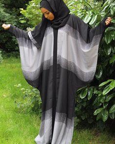 🏷 B L A C K &  G R E Y  S I L K  B A T W I N G  A B A Y A  How gorgeous is this Luxury Jelbab ! A perfect throw on for everyday wear 👘  Shop online 🛍 www.sheikhaboutique.com  #dubaifashion  #UAE #London #KSA #Sheikhastyle #eidoutfit #kimono #abaya #batwing #jelbab #modest #sheikhaboutique #abayat  #abayaaddict #openabaya #dubaiabaya #muslimfashion #abayablog #luxefashion #dubaitrend #stylehijab #abayablogger #abayaobsessed #madeinuae #fashionista #loveabaya  #uaeabayas #abayadesigns…