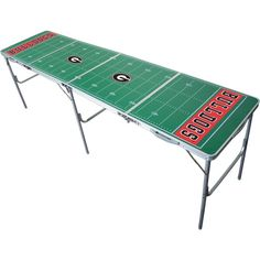 Wild Sports Georgia Bulldogs Tailgate Table