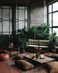 88 Cozy Apartment Living Room Decorating Ideas is part of Cozy Living Room Apartment - Using these four designer secrets and small living room decorating ideas can make all the difference between feeling cozy or […] French Living Rooms, Cozy Living Rooms, Home And Living, Living Room Green, Jungle Living Room Decor, Living Room With Plants, Room Decor Boho, Cozy Apartment, Apartment Living