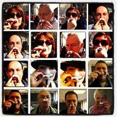 French Tonton, vins de situation  http://www.french-tonton.fr  Le vin à la #moustache !