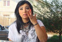 Adriana Bahmuteanu, violenta cu copiii