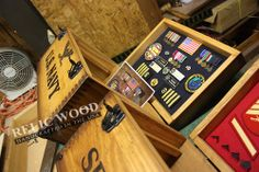 Custom Military Retirement Gifts