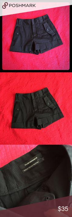 Club Monaco Shorts size 2 Like new, preppy high waisted shorts by Club Monaco. Size 2. Club Monaco Shorts