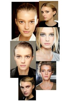 Sigrid Agren en 30 make-up http://www.vogue.fr/beaute/tendance-des-podiums/diaporama/sigrid-agren-en-30-make-up/9211