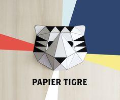 papier tigre logo