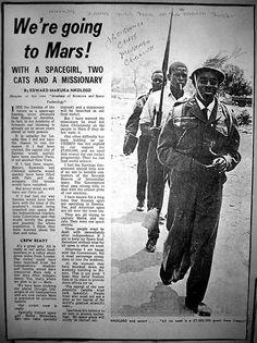 De Zambia a Marte con ayuda de una catapulta