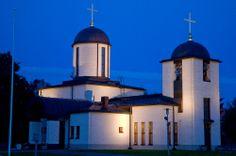 Ortodoksikirkko, Pori, Finland