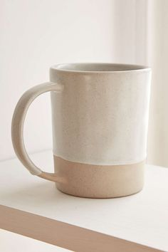Pretty glazed mug from Urban Outfitters