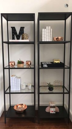 Simple But Smart Shelves Decorations for Living Room Storage Ideas shelf decor living room; Living Room Storage, Home Living Room, Apartment Living, Living Room Designs, Living Room Decor, Bedroom Decor, Apartment Ideas, First Apartment Decorating, Home Decor Inspiration